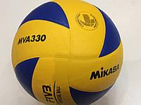 Мяч волейбольный Mikasa MVA-330 (реплика)