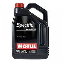 Масло моторное Motul Specific VW 504.00/507.00 5W30 5 литров