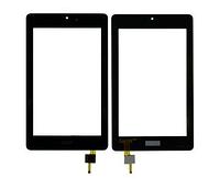 Сенсорный экран для планшета Acer Iconia One 7 B1-730, черный