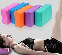 Блоки для йоги (йога-блок), фото 2