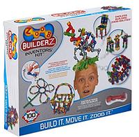 Констуктор ZOOB BuilderZ Inventor's Kit 100 деталей