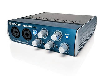 Аудиоинтерфейс Presonus AudioBox 22VSL
