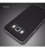 Чехол - бампер iPaky (Original) для Samsung J710F Galaxy J7 (2016) - серый