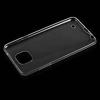 Силиконовый чехол 0,33 мм для LG K580 X Cam прозрачный