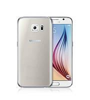 Силиконовый чехол 0,33 мм для Samsung G930F Galaxy S7 серый