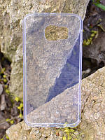 Силиконовый чехол 0,33 мм для Samsung Galaxy S6 G920F/G920D Duos серый