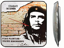 Настенные часы для дома Че Гевара