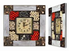 Декоративные часы на стену