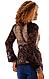 Гольф женский с гипюровой вставкой, фото 4