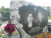 """Памятник двойной """"Калина"""""""