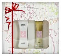 Женский подарочный парфюмированный набор с ароматом Coco Mademoiselle (Chanel) Ламбре  / Lambre №22