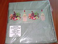 Кухонное махровое полотенце Овощи 40Х60 380