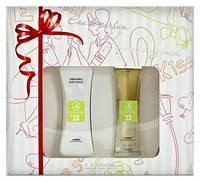 Женский подарочный парфюмированный набор с ароматом D&G Light Blue (Dolce Gabbana) Ламбре  / Lambre №23