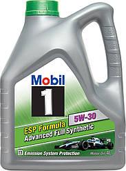 Масло моторное Mobil 1 ESP Formula 5W30 4 литра