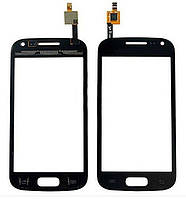 Сенсор (Touch screen) Samsung i8160 Galaxy Ace II черный оригинал
