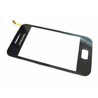 Сенсор (Touch screen) Samsung S5830 GALAXY ACE черный копия