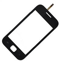 Сенсор (Touch screen) Samsung S6802 черный