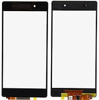 Сенсор (Touch screen) Sony D6502 L50W Xperia Z2/ D6503 черный