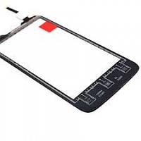 Сенсор (Touch screen) Lenovo A760/ A706T черный