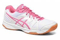 Женские Asics Gel-UpCourt (White/Azalea Pink/White)