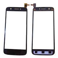 Сенсор (Touch screen) Prestigio 5508 MultiPhone PAP Duo черный