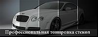 Стандартная тонировка автомобиля легковое авто премиум класс