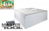 Инкубатор-ясли 2-в-1 80 яиц, механический переворот, аналог., пласт. 600*600*240