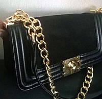 Клатч женский Chanel Le Boy. Качественный клатч. Отличный клатч для женщин. Купить онлайн. Код: КДН1231