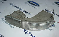 Указатель поворотов с галогенкой левый Ford Scorpio 94-98