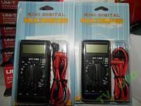 Цифровой мультиметр  тестер  DT-182  со звуком