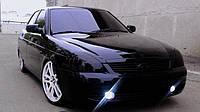 Стандартная тонировка автомобиля легковое авто средний класс