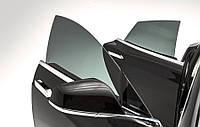 Евро тонировка (без передних стекол) легковое авто средний класс