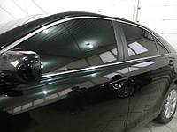 Евро тонировка (без передних стекол) легковое авто бизнес класс