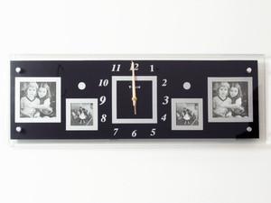 Необычные часы на стену Наш дом