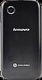 Бюджетный смартфон Lenovo A298t Black WHITE, фото 4