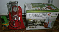 Мини-кухонный комбайн-овощерезка из Европы Camry CR4804 новый с гарантией
