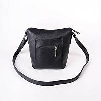 Маленькая сумочка черного цвета на плечо, фото 1
