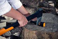 Точилка универсальная Fiskars. Точилка для топоров и ножей. Высокое качество. Интернет магазин. Код: КДН1243