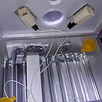 Автоматический инкубатор Наседка 70 яиц ламповый