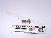 Болт-штуцер М10*1,25 х 23 (под 1 наконечник), 870007