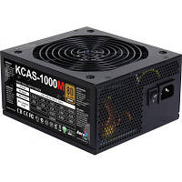 Блок питания AeroCool 1000W KCAS1000М (4713105953527)