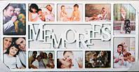 Коллаж 10 фотографий MEMORIES