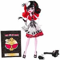 Кукла Monster High Frights, Camera, Action! Operetta, Оперетта из серии Страх! Камера! Мотор!