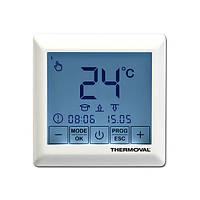 Термостат (программатор) SE 200 TOUCH — 16 A (80x80x48)