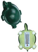 Термометр оконный  S-2306 черепашка     .dr