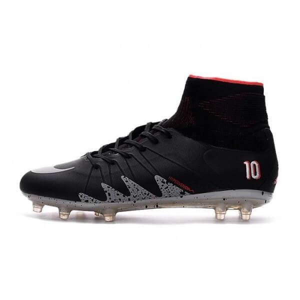 Nike Hypervenom Phantom II Neymar x Jordan FG Black - Интернет-магазин  «Reverie Shoes 47a363e442cc7