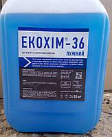 Моющее средство для мрамора, Экохим-36, 10л