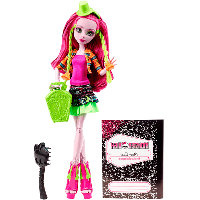 Кукла Monster High Monster Exchange Program Marisol Coxi, Монстер Хай Марисоль Кокси Программа обмена.