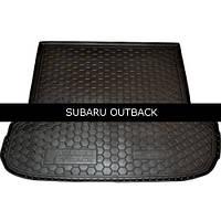 Коврик в багажник Avto Gumm для Subaru Outback 2015-