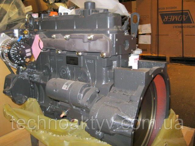 Двигатель     Cummins A2300Т, A2300, A2000, A1700, A1400